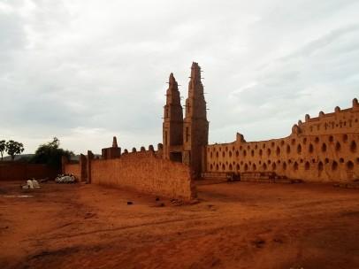 Graande Mosquée entrance