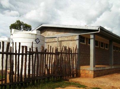 Mesincho school - WASH sanitary