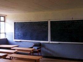 Mesincho school - interior
