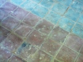 Mesincho school - floor