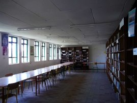 alaba experimental school - library