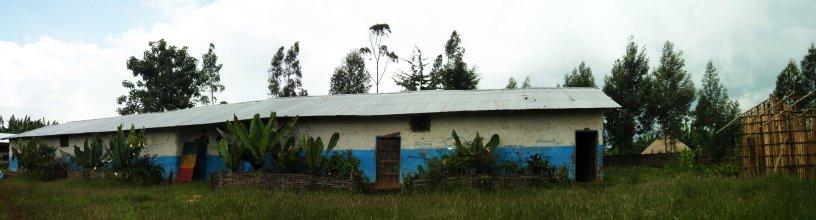 bursa school - old block