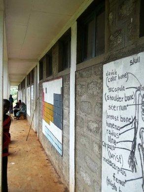 bursa school - decoration by community