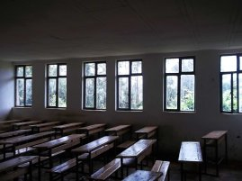 bursa school - interior