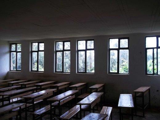 bursa school - interior