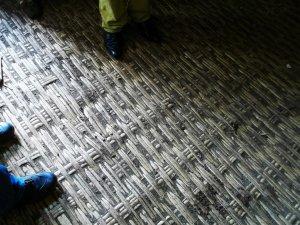 bursa school - old block floor (5years - bamboo!!!)