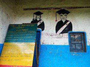 bursa school - old block library