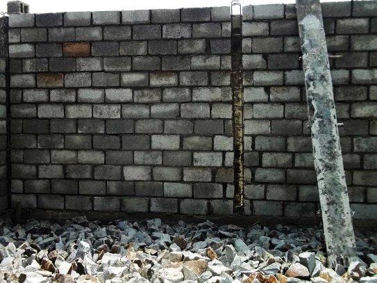 filling bricks - middle column is missing