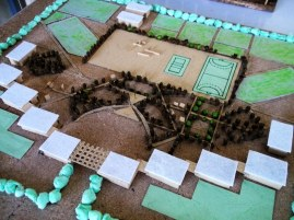 model of compound