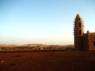 the Mosque of Good Idea and the Mosque of Joy and the Mosque of the Benediction