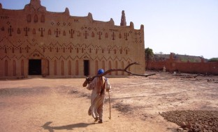the Grande Mosque