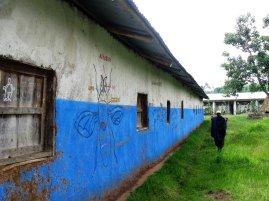 bursa school - old block decoration