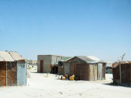 gazrah - informal urban sprawl
