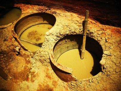 clay fermentation