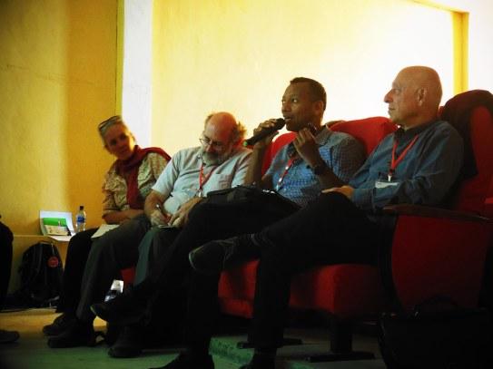 discussion - mr. Tsedeke Woldu (Flintstone Homes)