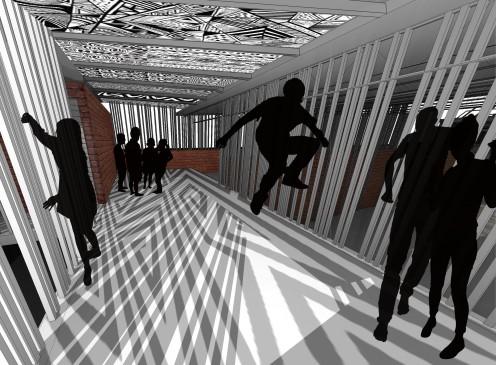 blcntr_2017_05 - 3D View - atelier sur la terasse - vizu