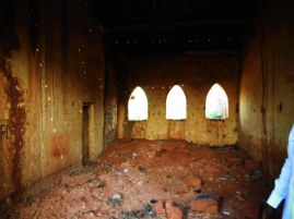 old chapel to be demolished