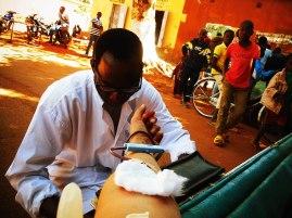 CMU blood donation