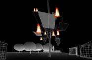siraba - 3D View - arbre