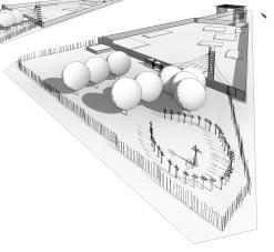 takara - 3D View - bird view