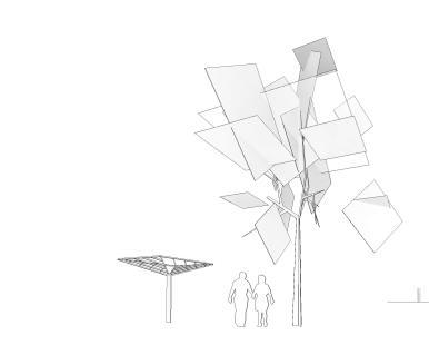 takara - 3D View - paravans