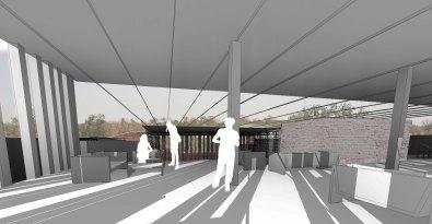 ed - 3D View - theatre terrasse