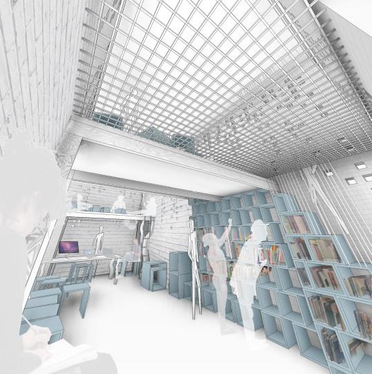 00jumpHUB - 3D View - ofis-in up - vizu
