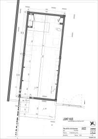 jmphb - Sheet - A102 - Plan de Rez-de-chaussée