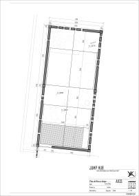jmphb - Sheet - A103 - Plan de Mezzo-étage