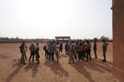 Terrain de sport de Somgandé